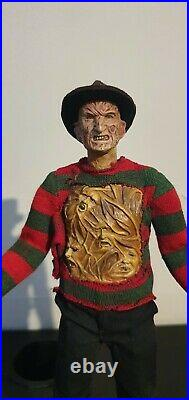 1/6 Scale A Nightmare On Elm Street 3 Freddy Krueger Custom Figure