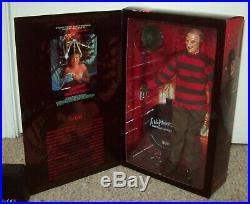 2003 Freddy Krueger Sideshow 12 Figure A Nightmare On Elm Street New MISB 1/6