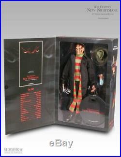 2004 Sideshow Exclusive Freddy Krueger New Nightmare Elm Street 1/6 Scale Figure