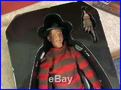2017 Sideshow Nightmare on Elm Street FREDDY KRUEGER Exclusive 1/6 12NIB