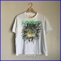 90s A Nightmare On Elm Street 4 Tshirt Vintage Horror Rare