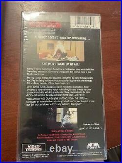 A NIGHTMARE ON ELM STREET (1984) VHS BRAND NEW. 1990 Video Treasures. Sealed