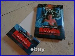 A NIGHTMARE ON ELM STREET rare Blu-Ray DigiBook Robert Englund Wes Craven DVD