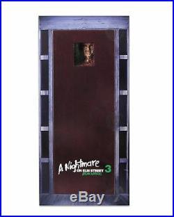 A NIGHTMARE on Elm Street 3 Freddy Krueger 1/4 Action Figure 45cm 18inch Neca