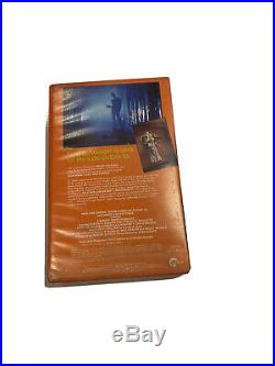 A Nightmare On Elm Street 3 Dream Warriors (1987) VHS Rare Horror