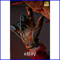 A Nightmare On Elm Street 3 Freddy Krueger 1/1 71 CM Elite Creatures Life Size