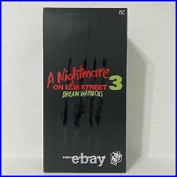 A Nightmare On Elm Street 3 Freddy Krueger Signed Autograph Glove Robert Englund