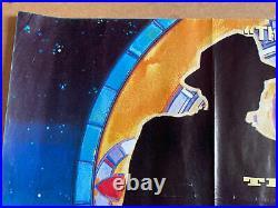A Nightmare On Elm Street 4 -Original Quad Cinema Poster -Graham Humphreys Art