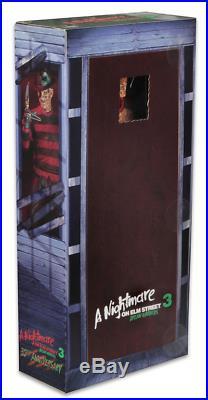 A Nightmare On Elm Street Neca Dream Warriors Freddy 14 Scale Action Figure