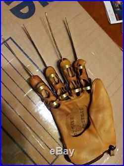 A Nightmare On Elm Street Part 3 Freddy Glove