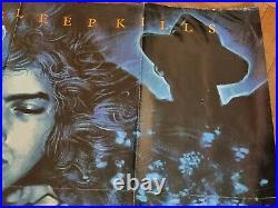 A Nightmare On Elm Street Quad poster original 1984 cinema poster 30x40 trifold