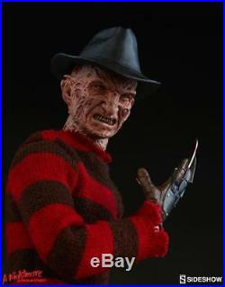 A Nightmare On Elm Street Sideshow Collectibles Freddy Krueger 16 Scale Figure