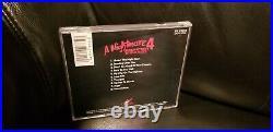 A Nightmare on Elm Street 4 The Dream Master CD Soundtrack, Chrysalis, Original