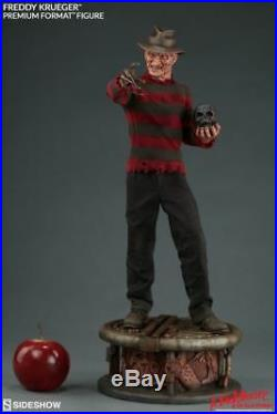 A Nightmare on Elm Street Freddy Krueger Premium Format 14 Scale Statue-SI