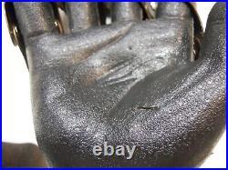 A Nightmare on Elm Street Freddy Krueger metal glove prop replica by NECA