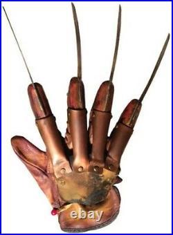 A Nightmare on Elm Street Freddy Krueger's Glove Prop Replica