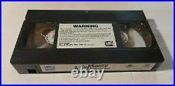 A Nightmare on Elm Street VHS 1984 Horror Robert Englund 1986 FOX Vid Dual Cover