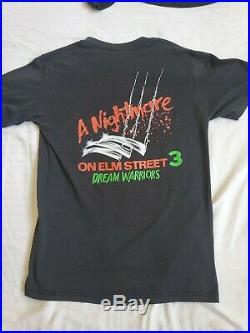 A nightmare on elm street 3 Vintage 80s T Shirt