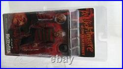 Authentic Neca Reel Toys Nightmare On Elm Street Long Arm Freddy Action Figure