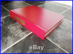 Big Nightmare On Elm Street FANGORIA magazine collection (x11) plus Binder