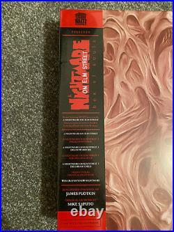 Box Of souls A Nightmare On Elm Street 8X Vinyl LP Soundtrack Colection Sealed