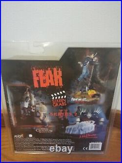 Cinema Of Fear A NIGHTMARE ON ELM STREET SCREEN GRABS MEZCO Nib Mib