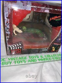 Cinema Of Fear A Nightmare On Elm Street 3 Dream Warriors Screen Grabs