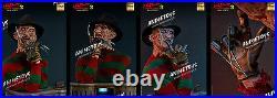ELITE Creature Collectibles A nightmare on elm street 3 Freddy Krueger Bust