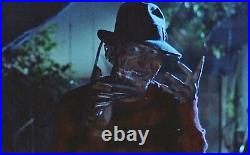 Extremely Rare! Nightmare on Elm Street Freddy Krueger LE of 25 Arm Bust Statue