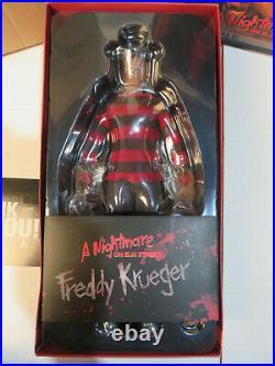 FREDDY KRUEGER 1/6 Scale Sideshow Exclusive Nightmare Elm Street #1003591 NIB