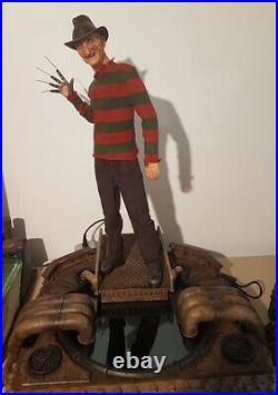 Freddy Krueger 13 A Nightmare on Elm Street ECC Elite Creature Collectibles