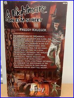 Freddy Krueger A Nightmare On Elm Street Neca 18 Inches (rare Good Price)