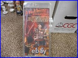 Freddy Krueger A Nightmare on Elm Street 4 The Dream Master figure movie Neca