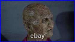 Freddy. Krueger. A nightmare. On. Elm street. Bust