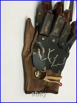 Freddy Krueger Glove A Nightmare on Elm Street 4 by Trick or Treat Studios
