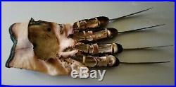 Freddy Krueger Glove A Nightmare on Elm Street part 1 by Anders Eriksen