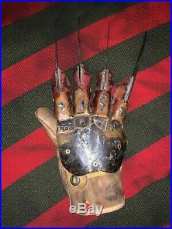 Freddy Krueger Glove Part 4 A Nightmare on Elm Street Hero DCE Ken Hastings