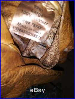 Freddy Krueger Glove Real Metal Blades Leather Prop A Nightmare On Elm Street