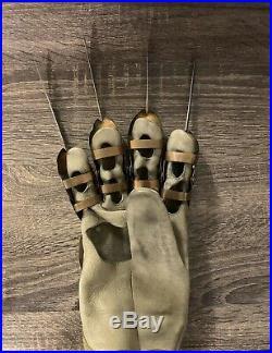 Freddy Krueger Glove Replica Nightmare On Elm Street Part 6 Freddys Dead