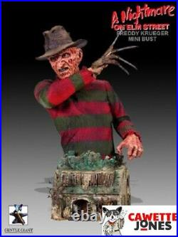Freddy Krueger Mini Bust BUSTE NIGHTMARE ON ELM STREET GENTLE GIANT