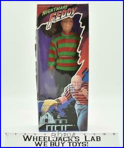 Freddy Krueger NEW SEALED Nightmare Feddy Nightmare on Elm Street 12 Bootleg