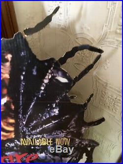 Freddy Krueger Nightmare On Elm Street Part 5 The Dream Child Standee 1989