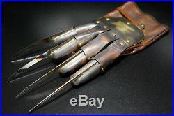 Freddy Krueger Part 3 replica glove Dream Warriors A Nightmare on Elm Street