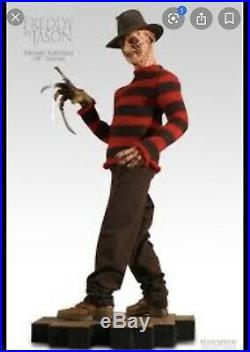 Freddy Krueger Premium Format Statue Sideshow Low #10 Nightmare On Elm Street