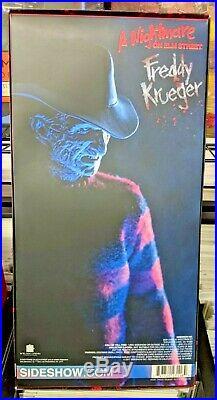 Freddy Krueger Sideshow Figure 1/6 Scale A Nightmare on Elm Street New NRFB