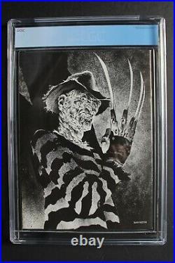 Freddy Krueger's A Nightmare on Elm Street #2 Marvel 2nd COMIC 1989 CGC NM 9.4