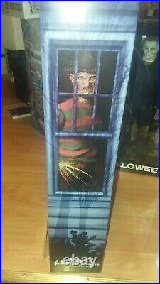 Freddy Kruger Nightmare On Elm Street New Sealed Neca 18 1/4 Part II 2 Reel Toy