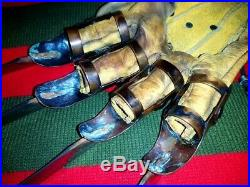Freddy Vs Jason Hero A Glove Replica Nightmare on Elm Street Freddy Krueger
