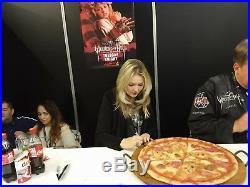 Freddy krueger Pizza, Nightmare on Elm Street 4, movie prop, 11, lifesize, Horror
