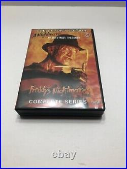 Freddys Nightmares A Nightmare On Elm Street Complete Series Unofficial Releas